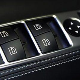 Window/Mirror Control Frames Model S