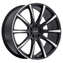 20″ Gianelle Wheel & Falcon Tire Package for Model S