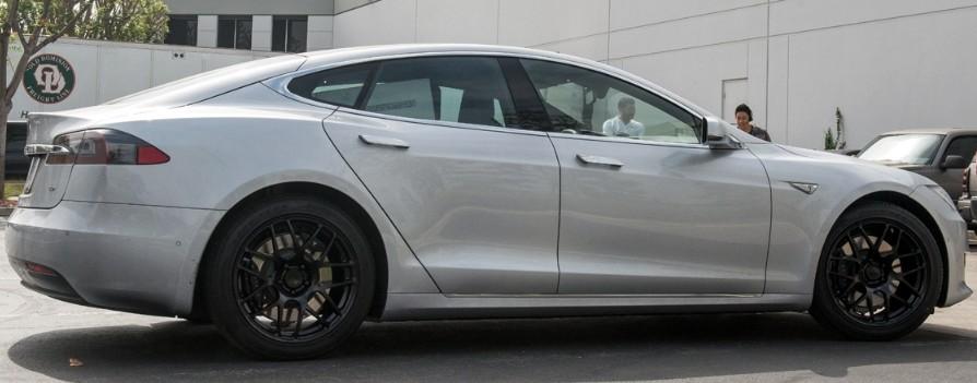 M610 Matte Black 19 inch Model S