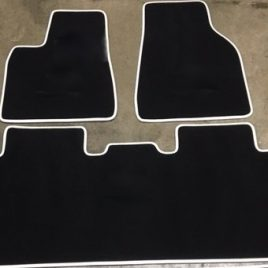 Lloyd Plush Ultimat Floormats for Model X, 5 Seat