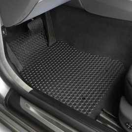 Rubbertite All Weather Floor Mats for Tesla Model S