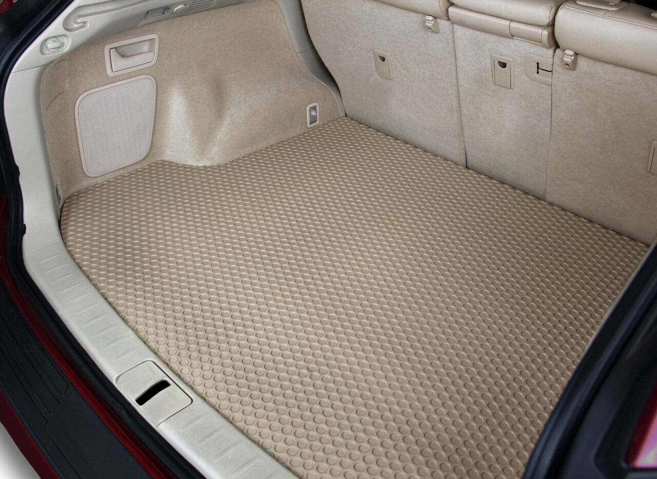 All Weather Floor Mats For Tesla Model X 6 Seat