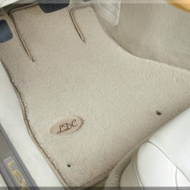 Lloyd Ultra Plush Luxe Floormats for Model X, 7 Seat