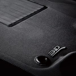 3D MAXpider All-Weather Custom Fit Floor Liners For Model S