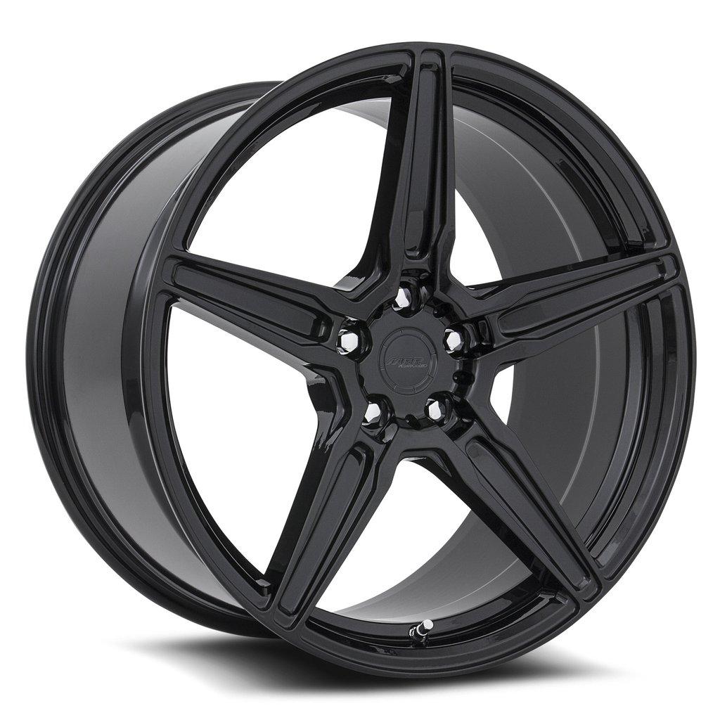 Tesla Model 3 Looking Clean On Vmr V710 Matte Black Wheels: ForMyTesla.com