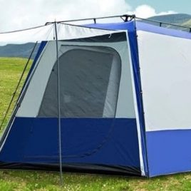 2 Tents that Connect to Your Tesla Model 3, S or Y